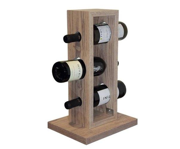 Подставка под винные бутылки своими руками