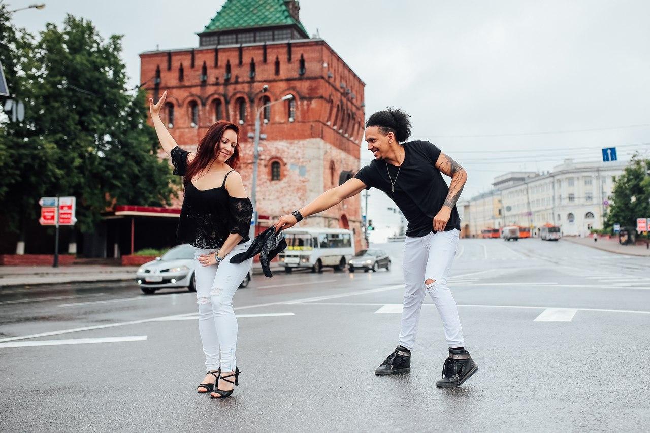 Афиша Саратов Yoanis Meneses & Olga Samoilova