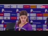 Rostelecom Cup 2018. Pairs - FS. Miriam ZIEGLER / Severin KIEFER