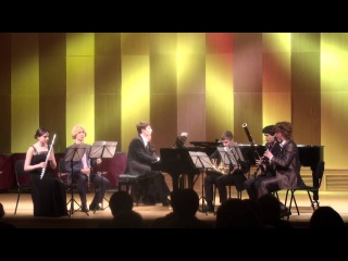 Sextet for Piano and Woodwind Quintet, Op6 Ludwig Thuille