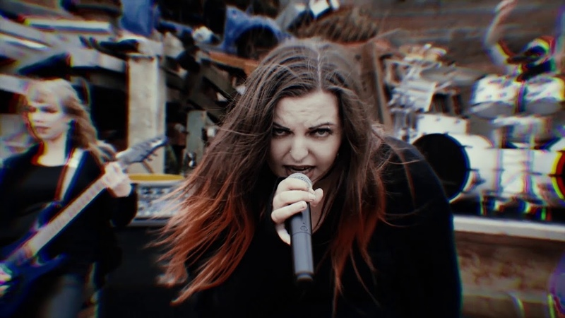 SISTERS OF SUFFOCATION ft. Martin Furia - Humans Are Broken (Official Video)