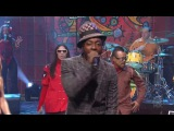 Sergio Mendes Black Eyed Peas - Mas Que Nada Live at The NBC HD