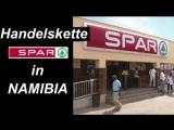 Verhungerte Afrikaner kaufen bei SPAR ein-