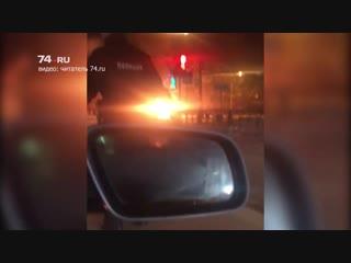 Задержание подозреваемых во взрыве дома в Магнитогорске