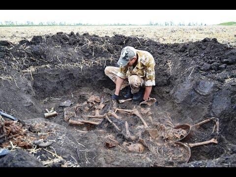 Раскопки в полях Второй Мировой Войны Фильм 42 Excavation in fields of World War II the Film 42