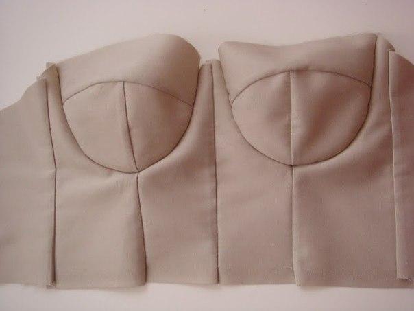 Платья бюстье своими руками