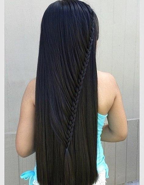 Роскошные плетения для распущенных волос. ✨