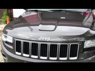 Jeep Grand Cherokee. Тотальная защита кузова и салона. Керамика i-Shield, SF Ultima by HSH, Gyeon