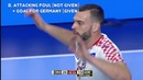 Croatia - Germany - 10 crucial moments of the match