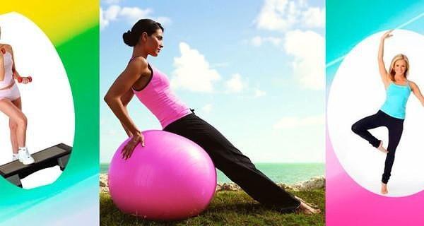 Cамые эффективные упражнения для ягодиц