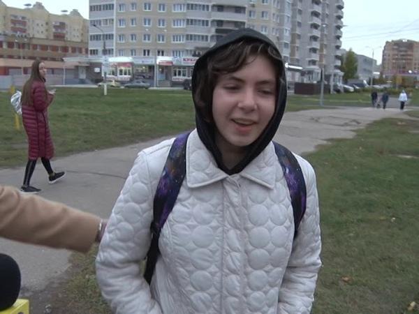В ритме жизни Юные воспитанницы модельного агентства Volga Models в гостях у НКТВ Сегодня учимся проводить опросы