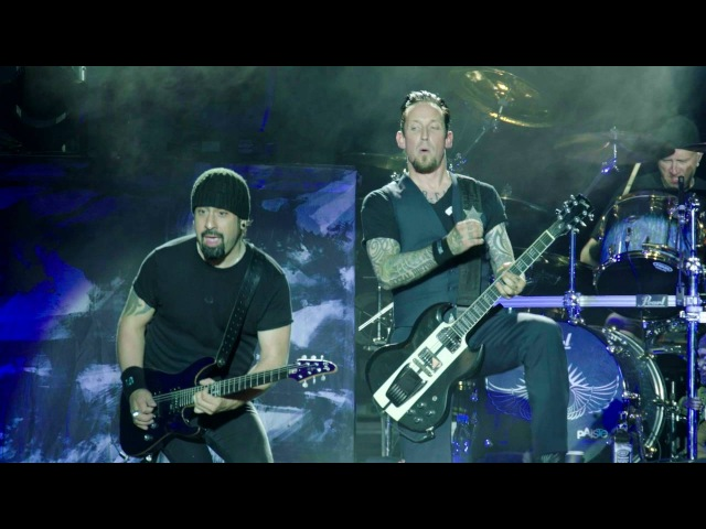 Volbeat The Devil's Bleeding Crown Live at Tusindarsskoven Odense 2015