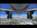 URRR Landing A 320 X Fly NIKI