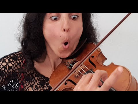 Cantabile By Paganini ~ LIVE Violin Tutorial For Beginners