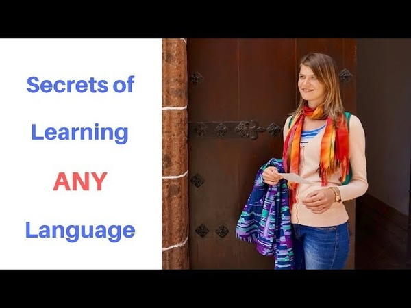 Secrets of Learning any Language with Lydia Machova, polyglot