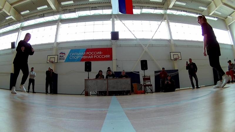 2018 Hip hop Енисейск Кубок Северной столицы