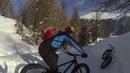 Fat Bike a Livigno, Larix Park Tee Trails