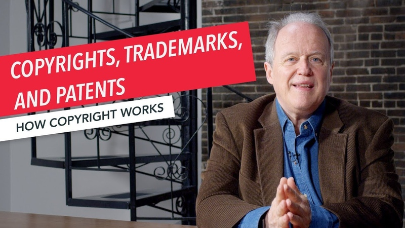 How Copyright Works What is the Difference Between Copyrights Trademarks and Patents