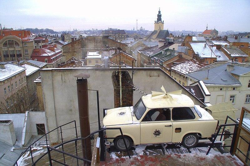 Дім легенд, Львів | Путівник України