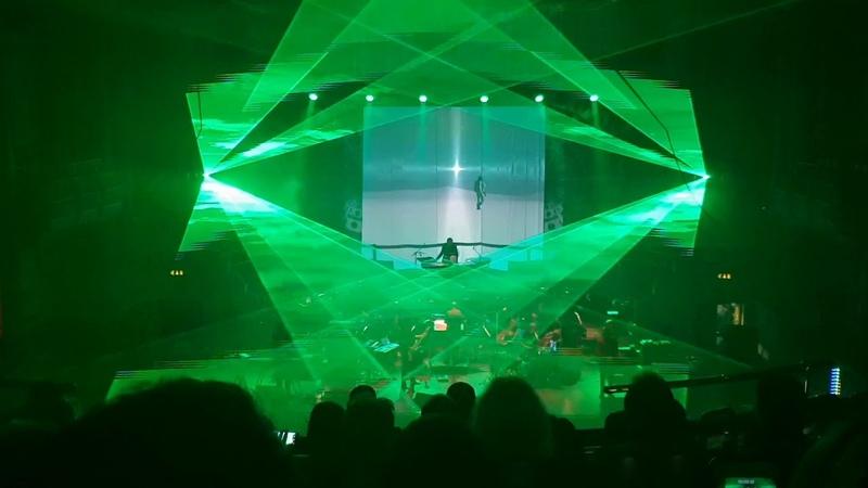 Hawkwind in Concert Leeds Town Hall 20th Oct 2018 1