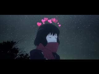 Music: Longlost - Noise AMV Anime Клипы  Ookami Kodomo no Ame to Yuki  Волчьи дети Амэ и Юки