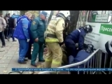 Первый канал: В Орле троллейбус сбил людей на остановке