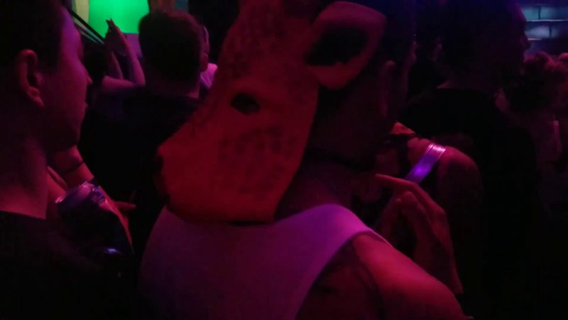 ●Partly-vlog● Rave - elrow experience