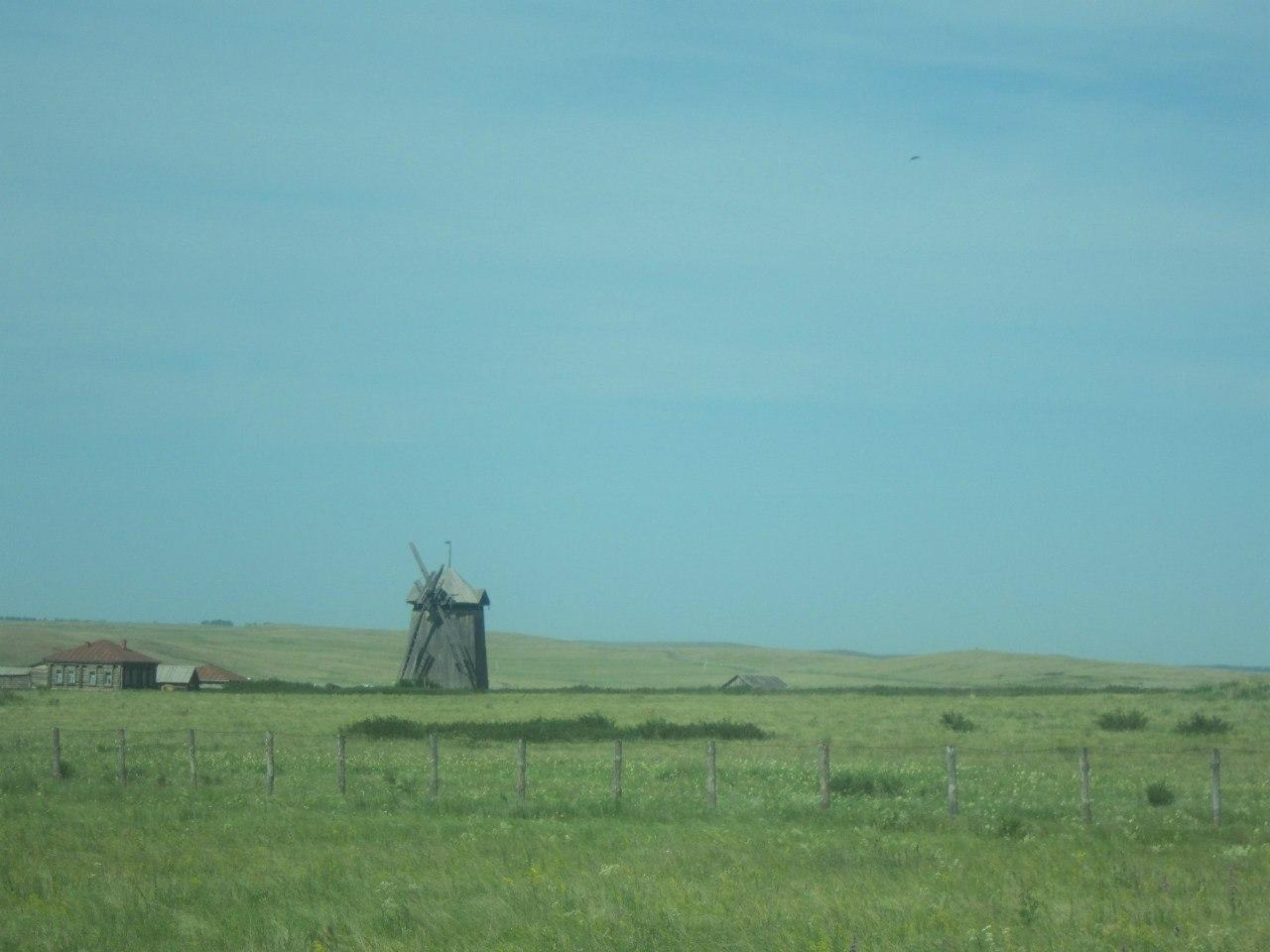 Ветряная мельница (25.06.2013)