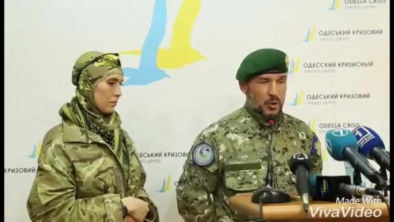 Мунаев украинцам: Я вам говорю как отец убитой дочери, сын убитого отца. Я знаю, что они несут за собой. Россия отнимет у вас вс