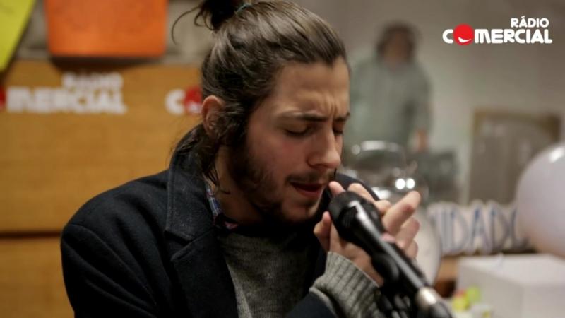 Rádio Comercial | Salvador Sobral - Amar Pelos Dois