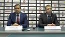 Послематчевая пресс конференция Ижсталь Южный Урал