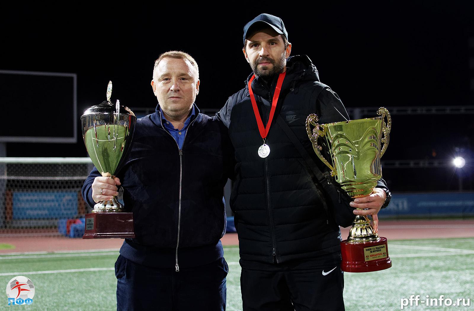 Павел Истрашкин: «В 2019 году «Десна» постарается вернуть себе чемпионство»