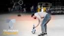 La ultra genialidad de Lionel Messi con una pelota y una Pepsi | Telemundo Deportes