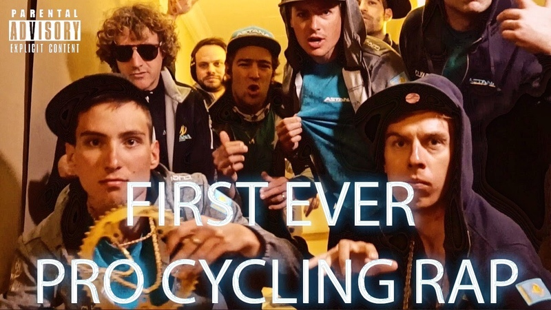 Astana Pro Team First Ever Pro Cycling Rap