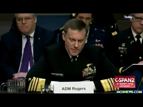 Why Admiral Rodgers is important for the Qanon cabal takedown