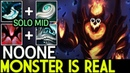 Noone Shadow Fiend Monster is Real Solo Mid 20 Kills 7 18 Dota 2