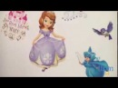 Sofia the First Peel & Stick Wall Decals from RoomMates