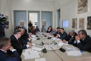 Заседание российского исторического общества
