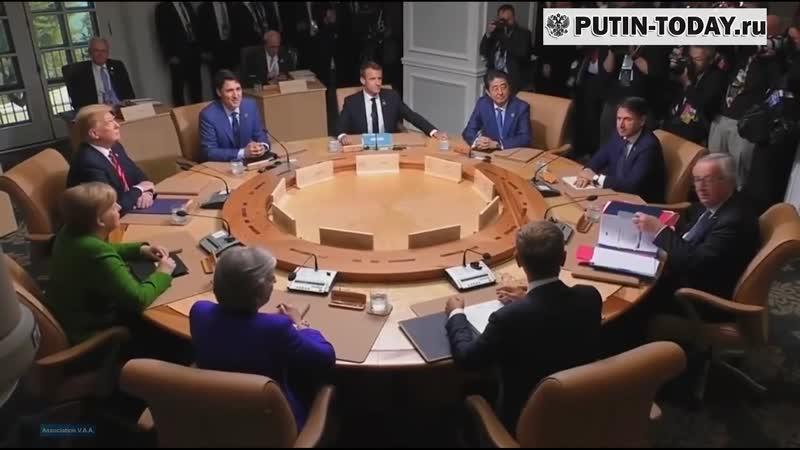 2019–год коренного перелома для России и Мира. Путин что-то задумал.