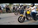 Harley Davidson Sportster 883 vs Honda NX650 Dominator