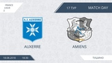 AFL18. France. Ligue 2. Day 17. Auxerre - Amienes