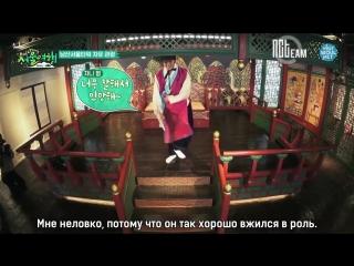 [РУС.СУБ] 180813 NCT Hot&Young Seoul Trip Ep.10