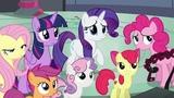 (yayponies iTunes Rip RAW) My Little Pony Friendship Is Magic S06E07 - Newbie Dash 1080p
