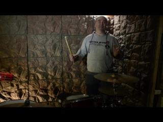 Студия звукозаписи Два Барабанщика Тон-зал и реверберация часть 2