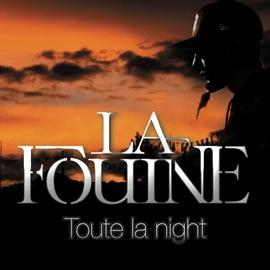 La Fouine альбом Toute la night