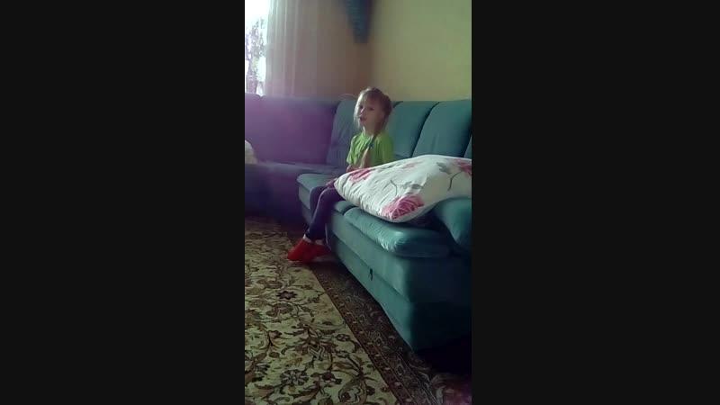 урок вокала для бабули