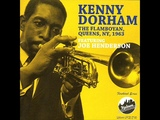 Kenny Dorham The Flamboyan, Queens, NY, 1963