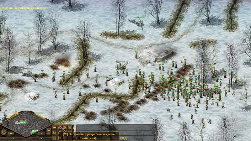 Блицкриг: Операция «Север» — 15 Разгром финской армии.