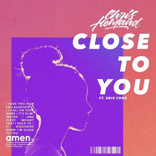 Chris Howland альбом Close To You (feat. Eris Ford)