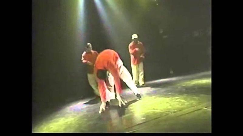 Pop N Taco Popin Pete Skeeter Rabbit Electric Boogaloos Show 1998